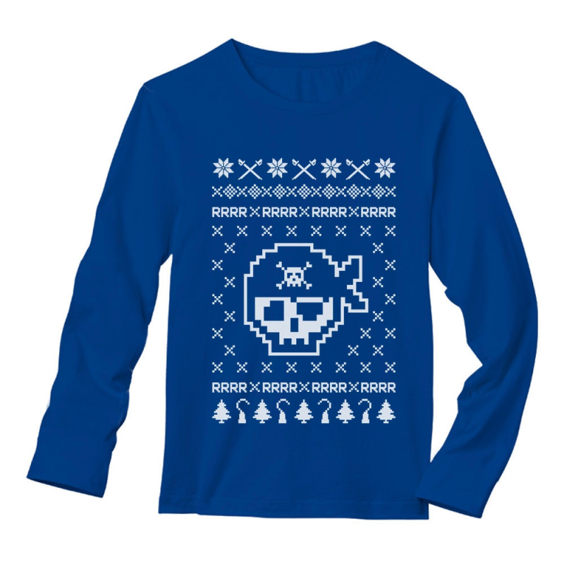 Bun In The Oven Sweater Pirates Ugly Christmas Sweater