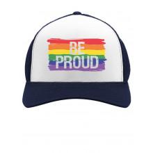 Be Proud Pride Parade Gay & Lesbian Pride Rainbow