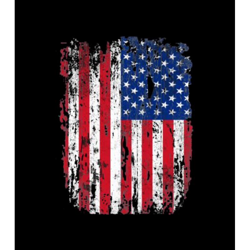 Usa Distressed Flag 4th July American Patriot 4th Of