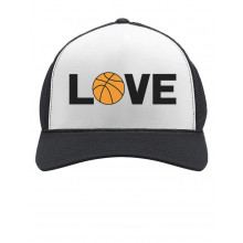 Love Basketball Cap