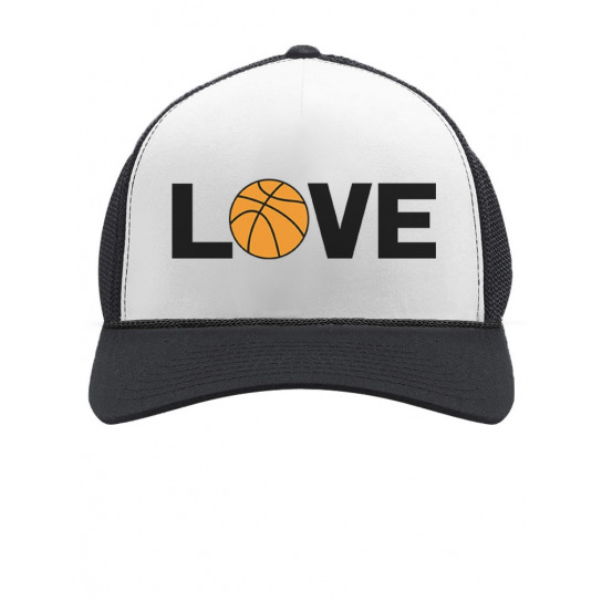 Love Basketball Cap