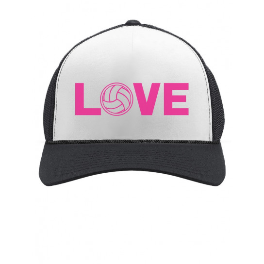 Love Volleyball cap