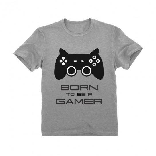 Born To Be a Gamer Cute Children Future Gamer Funny