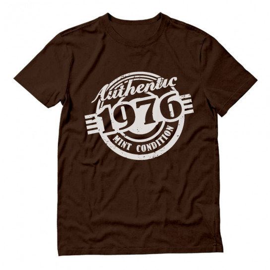 40th Birthday Gift Authentic 1976 Mint Condition Funny