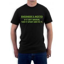 Funny Engineer's Motto
