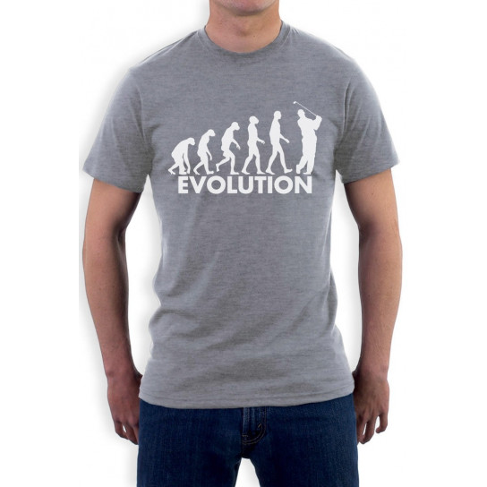 Funny Gift Idea - Golf Evolution - Golfer Humor