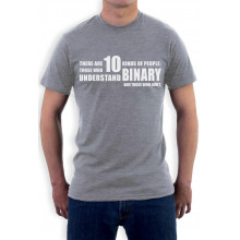 BINARY Joke - There Are 10 Kinds of People - Funny