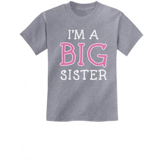 Elder Sibling Gift Idea - I'm The Big Sister - Children