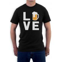 Love Beer - Gift Idea for Beer Drinkers - Novelty