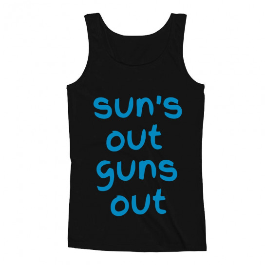 Workout Enthusiasm - Sun's Out Gun's Out