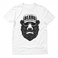 BEAR + BEARD Funny Beard