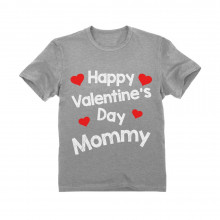 Happy Valentine's Day Mommy - Children