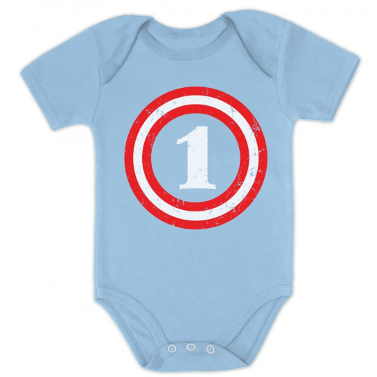 Captain 1st Birthday