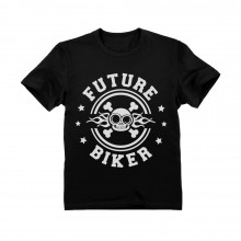 Future Biker - Son of a Biker Gift Idea Cool Funny