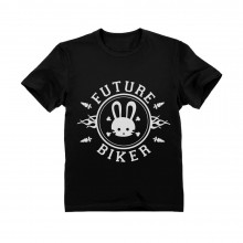 Future Biker - Daughter of a Biker Gift Idea Cute