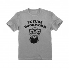 Future Bookworm - Cute Gift Idea Geeky Unisex