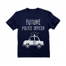 Future Police Officer - Gift for Policemen Kids