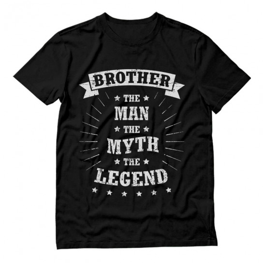 Brother The Man The Myth The Legend Gift Idea