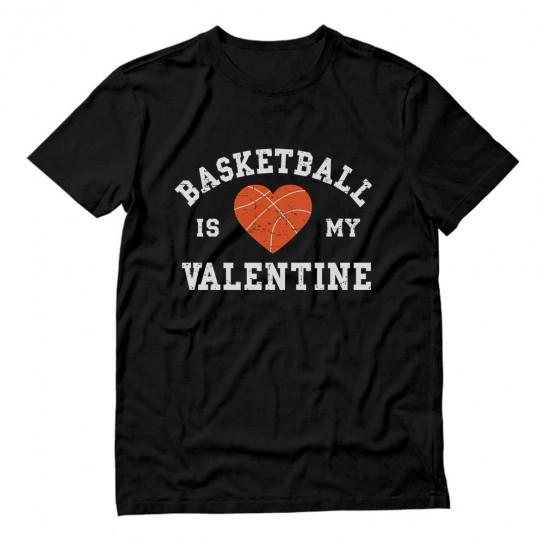Basketball Is My Valentine