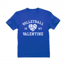 Volleyball Is My Valentine