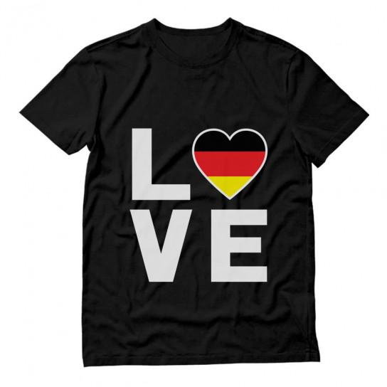 Love Germany - German Flag Deutschland Best Gift Idea