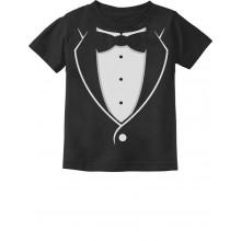 Tuxedo Black Bow Tie Children