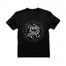 Hello 2018! New Year Cute