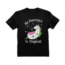 St. Patrick's Is Magical Unicorn