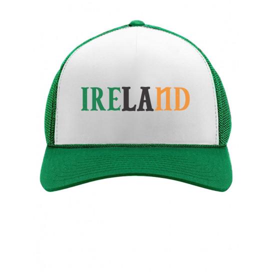 Ireland Flag Tricolor Cap