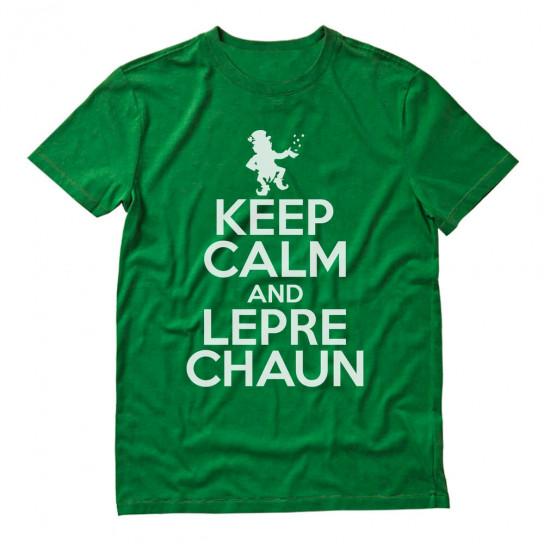 Keep Calm & Leprechaun