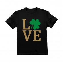 Gold Love Clover