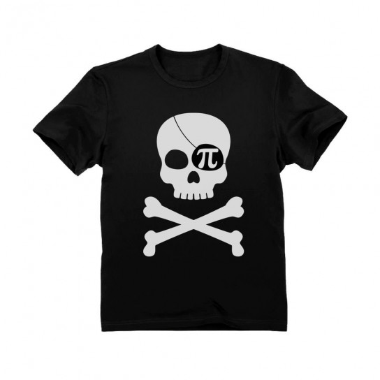 Pi-Rate - Pirate Skull & Crossbones