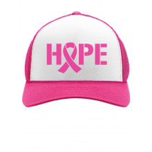 Breast Cancer Awareness - Hope Pink Ribbon