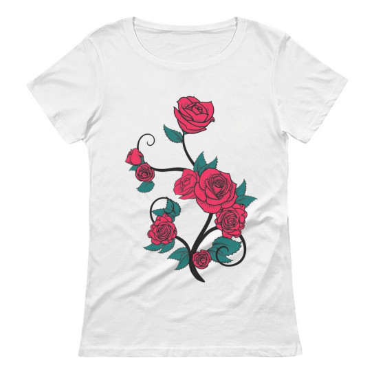 Roses Summer Fashion
