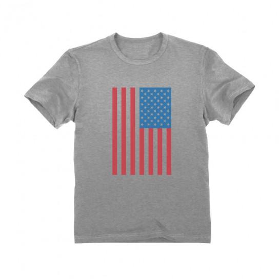 Cute American Flag USA - Fourth of July Babies