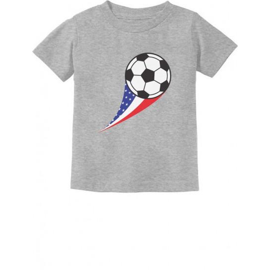 USA Soccer Ball Children
