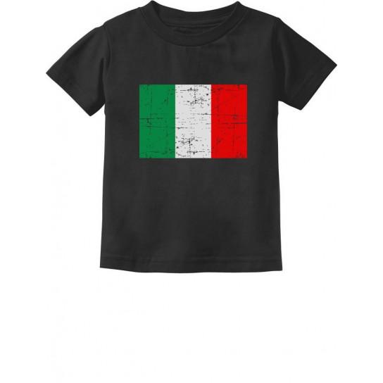 Retro Italy Flag - Children