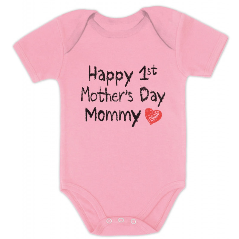 Gift for Mom Happy First Mothers Day Mommy - Babies ...
