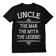Uncle The Myth The Legend - Awesome Gift Idea for Uncle Cool