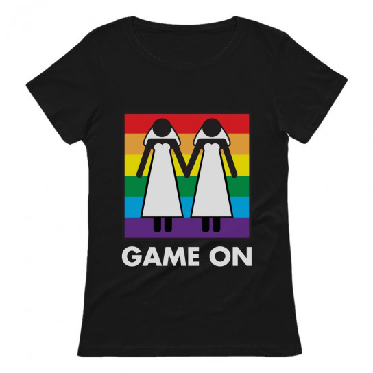 Game On - Same Sex Marriage Gay Wedding Love & Pride