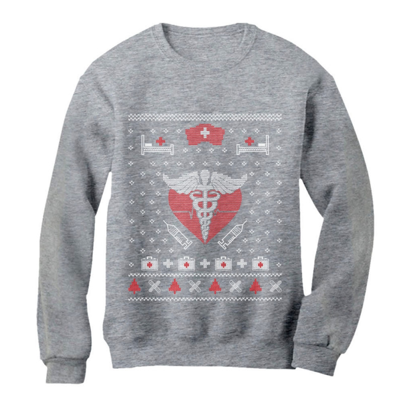 Nurse Christmas Sweater.Nurse Ugly Christmas Sweater Christmas Greenturtle