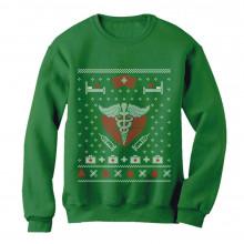 Nurse Ugly Christmas sweater