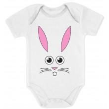 Cute Little Easter Bunny Face