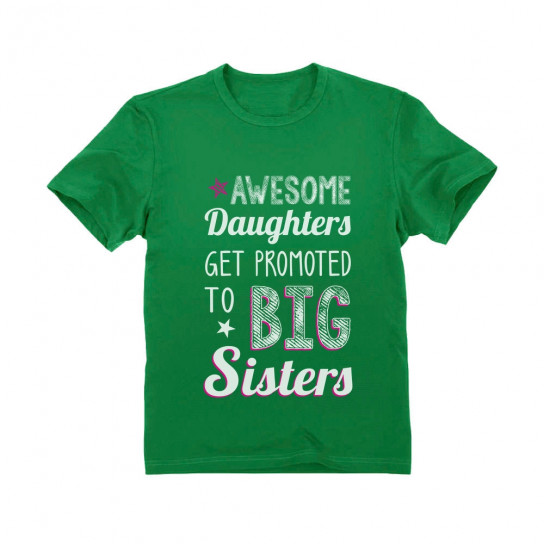 AWESOME Daughters Get Promoted To Big Sisters Children