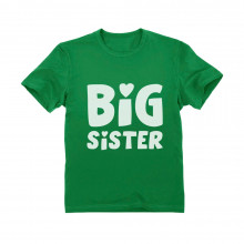 BIG Sister  - Elder Sibling Gift Idea Children