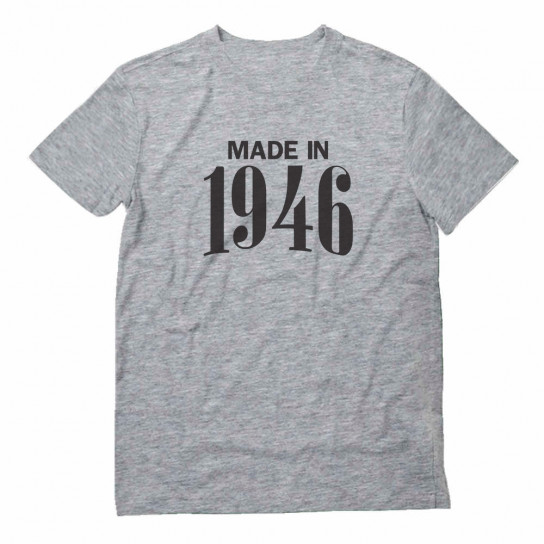 Made in 1946 Retro