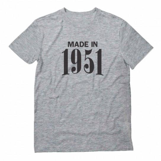Made in 1951 Retro