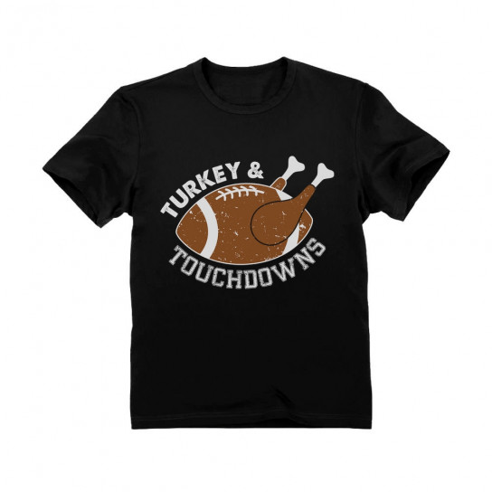 Turkey and Touchdowns Thanksgiving