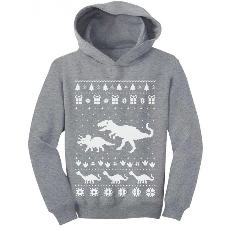 3f7e8e6a Dinosaur T-Rex Ugly Christmas Cute Holidays - Ugly Christmas ...