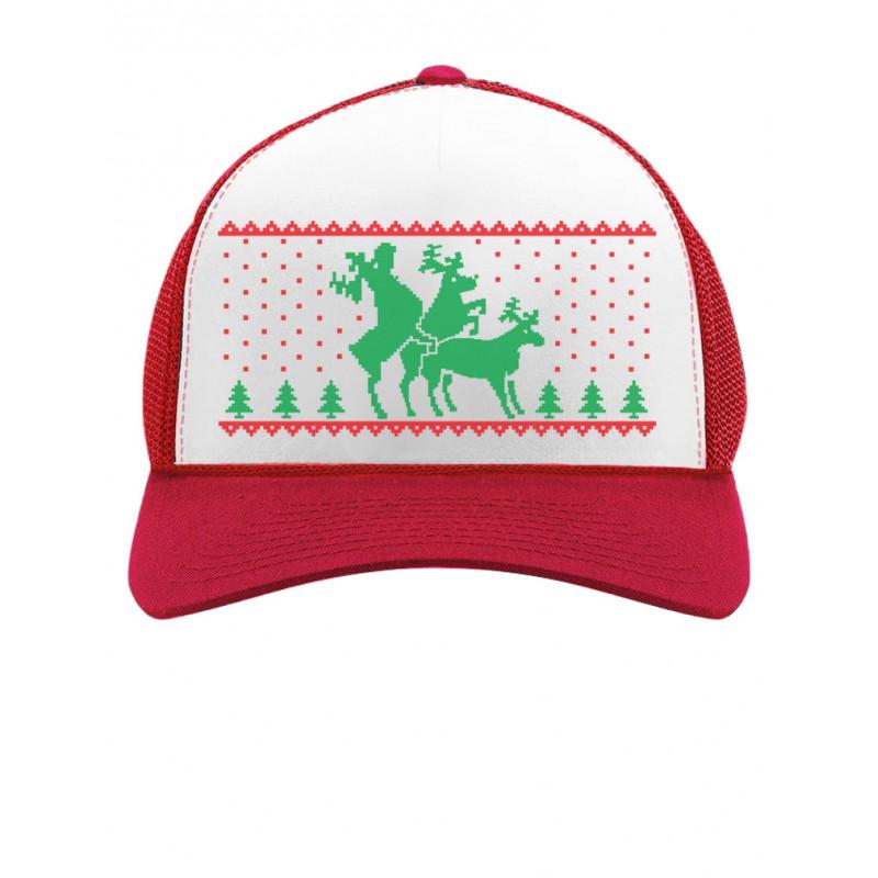 9ba3124b Funny Humping Reindeer Ugly Christmas - Ugly Christmas - Greenturtle